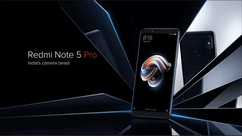 Xiaomi Redmi Note 5 Pro top premium flagship phone like features